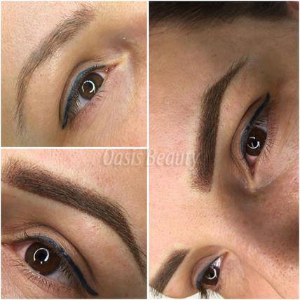 Brow shape you've always dreamt of with Eyebrows Semi Permanent makeup